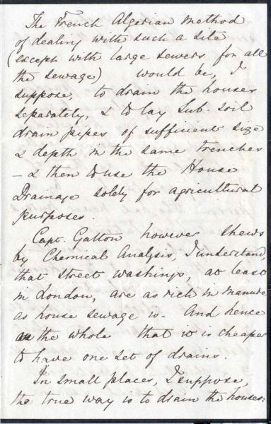 Letter to William Clark: 5 October 1872, page 7