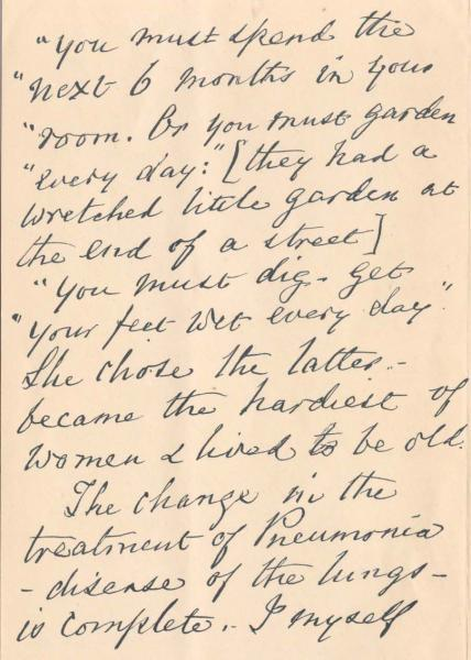 Letter to Nursing Students, page 6