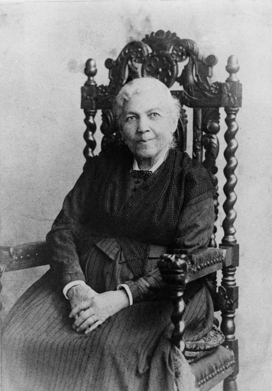 Photograph of Harriet Jacobs