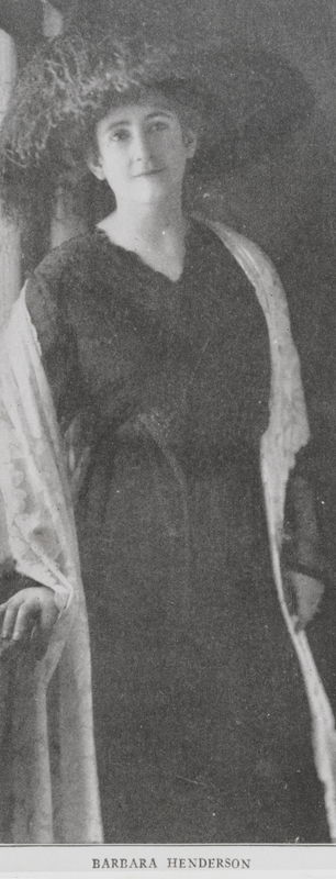 Barbara Henderson photo