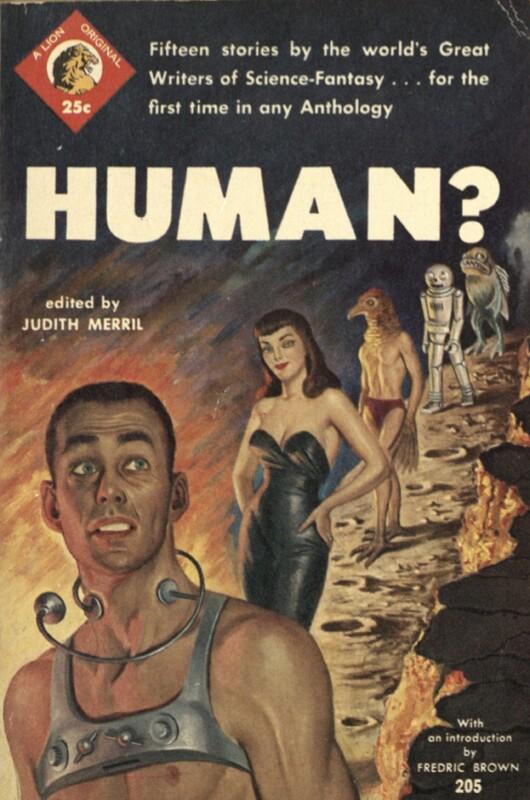 Human? edited by Judith Merril
