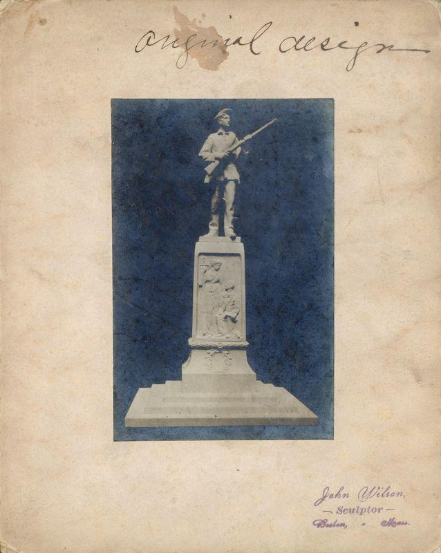 Picture of Confederate Monument
