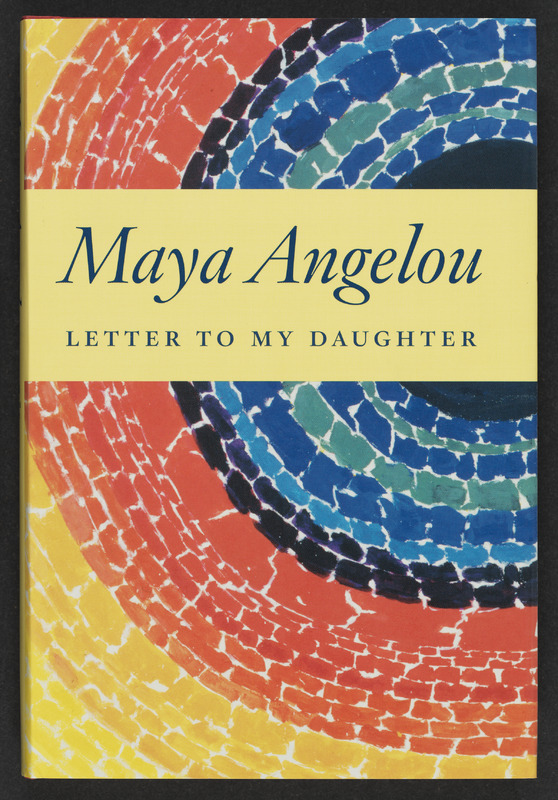 Letter to My Daughter _cover.tif