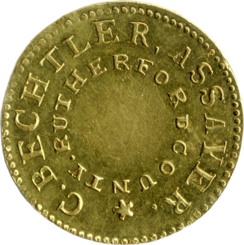 Bechtler $5 coin CK.90.20