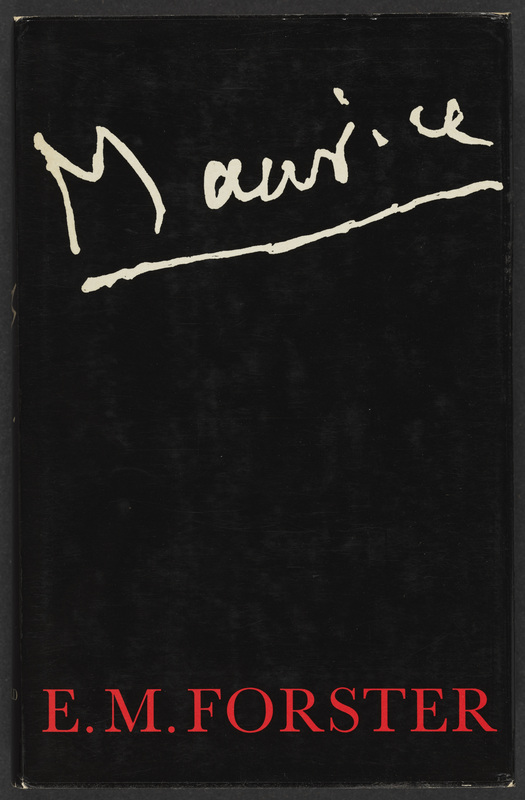 Maurice by E.M.Forster
