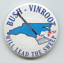Bush-Vinroot Will Lead the Sweep -Rats