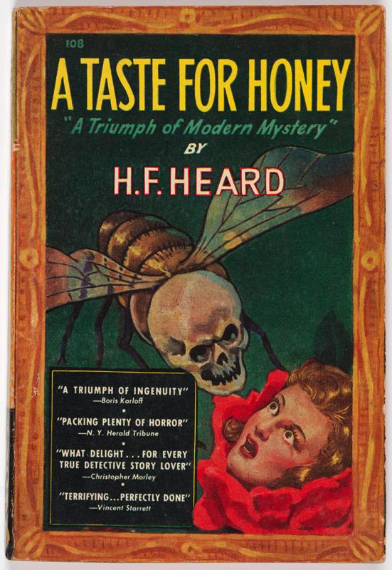 A Taste for Honey by H.F. Heard