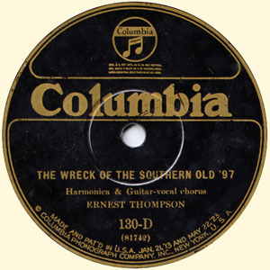 The Wreck of the Southern Old 97/Are You From Dixie?