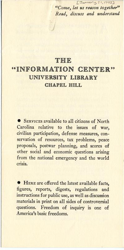 http://www2.lib.unc.edu/mss/exhibits/patriotism/Images/Large/InformationCenterBrochure21Jan1942.jpg