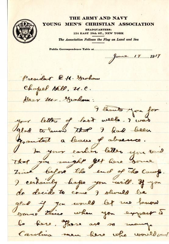 http://www2.lib.unc.edu/mss/exhibits/patriotism/Images/Large/JosephHenryJohnstontoGraham19June1917.jpg