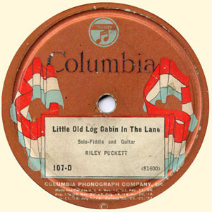 Little Old Log Cabin in the Lane/Rock All Our Babies