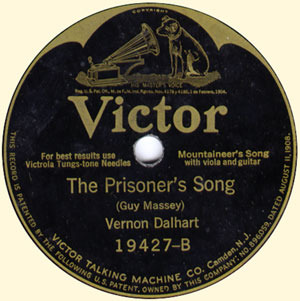 Death of Floyd Collins/The Prisoner's Song