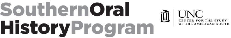 Southern Oral History Program logo