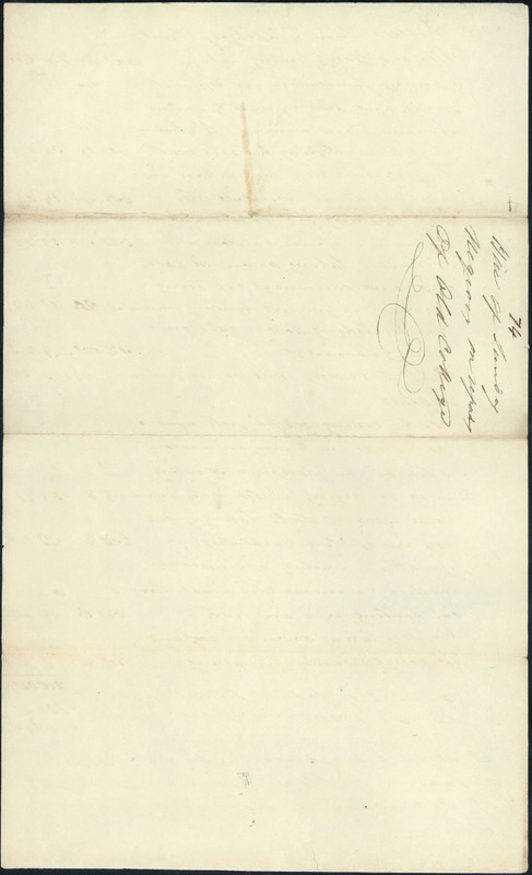 "Undated. ""John C. White's bill."""