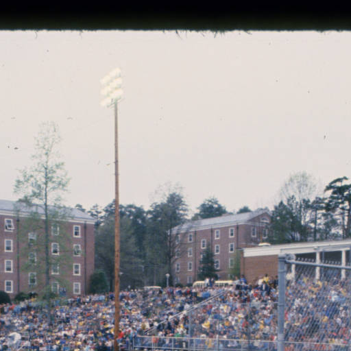Yankees vs Tar Heels Apr 3, 1979.jpg - Hugh Morton photo TEMP