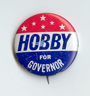 Hobby for Governer
