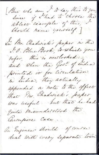 Letter to William Clark: 5 October 1872, page 3