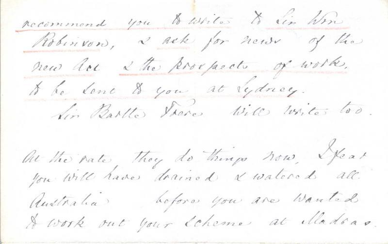 Letter to William Clark: 9 September 1876, page 4