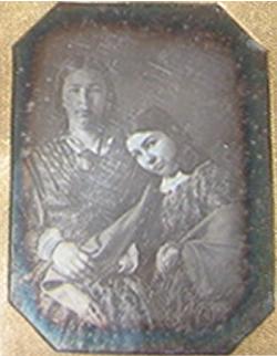 Adele and Elizabeth Kron