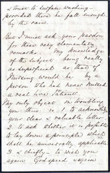 Letter to William Clark: 5 October 1872, page 8