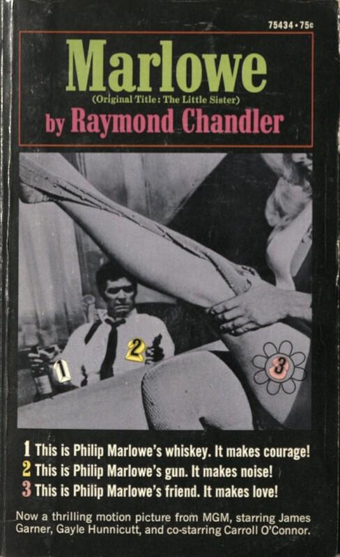 Marlowe by Raymond Chandler