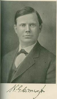 Henry Groves Connor, Jr. (1876-1946)