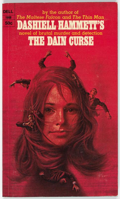 The Dain Curse by Dashiell Hammett