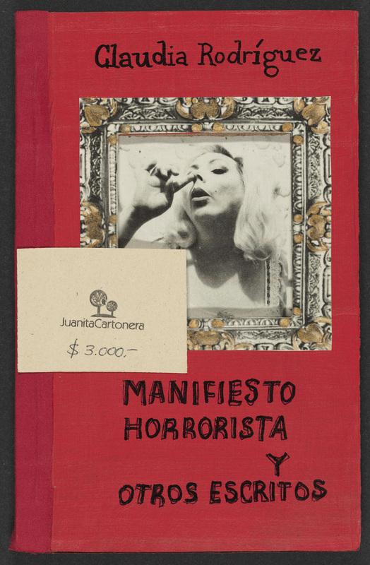 ManifestoHorroristaYOtrosEscritos<br />