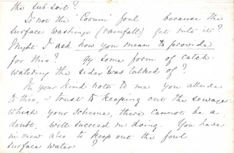 Letter to William Clark: 25 June 1875, page 3