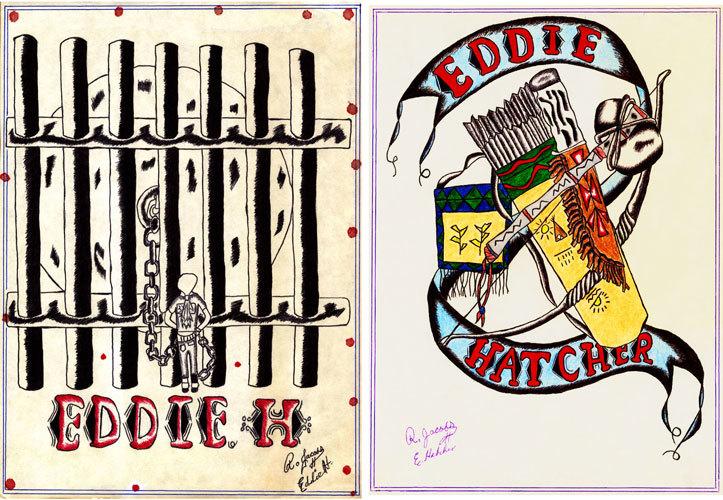 Hatcher Drawings Side by Side