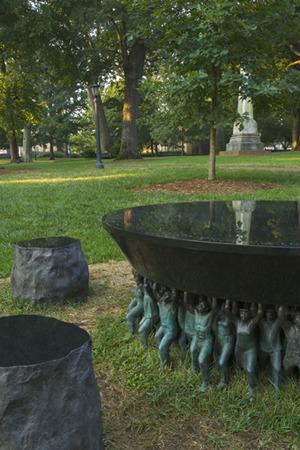 Unsung Founders Memorial, UNC-Chapel Hill campus