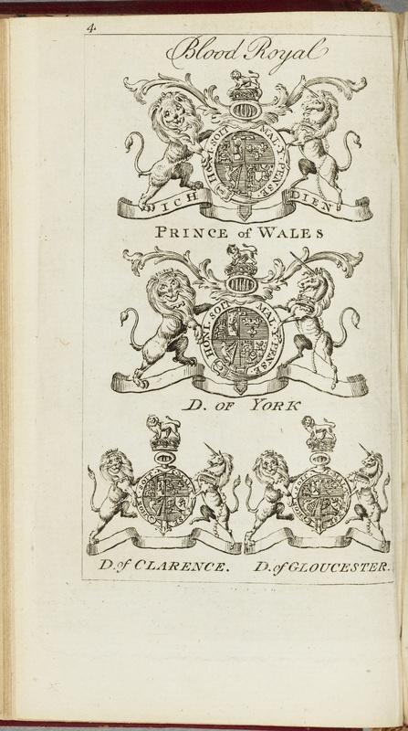 Royal Kalendar (verso)