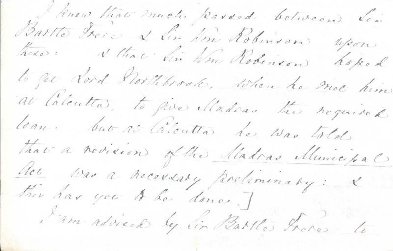 Letter to William Clark: 9 September 1876, page 3