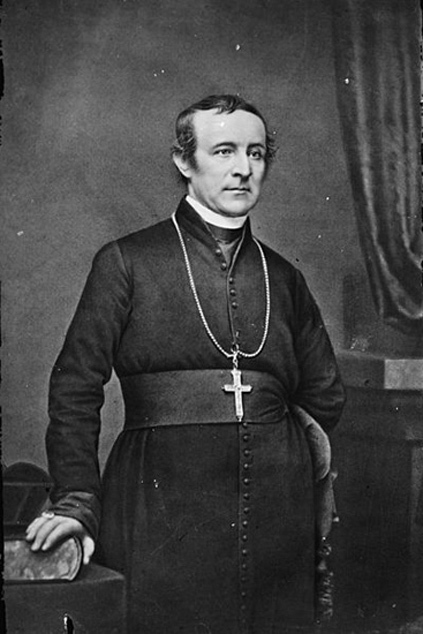 Archbishop John J. Hughes of New York