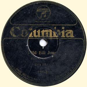 Big-Eyed Rabbit/Wild Bill Jones