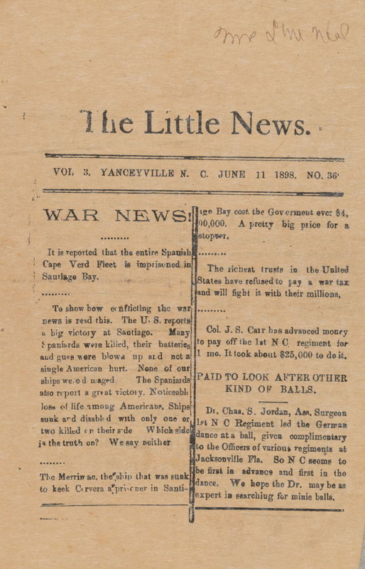 The Little News