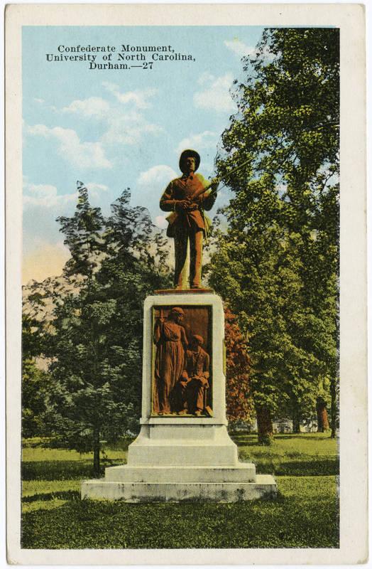 Confederate Monument, undated