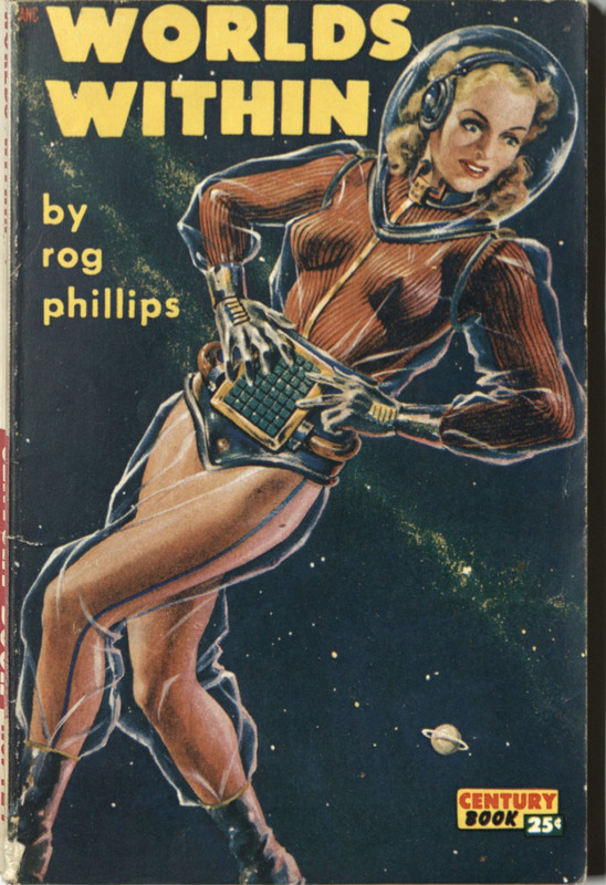Worlds Within by Rog Phillips