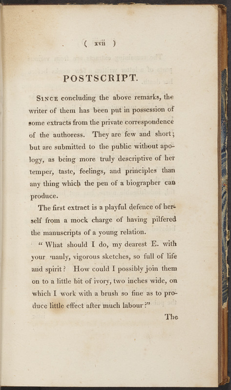 Page from Biographical Notice