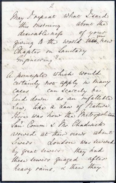 Letter to William Clark: 5 October 1872, page 5