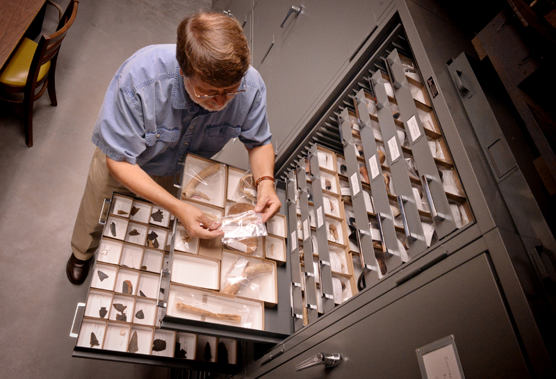 Research Labs of Archaeology Artifacts