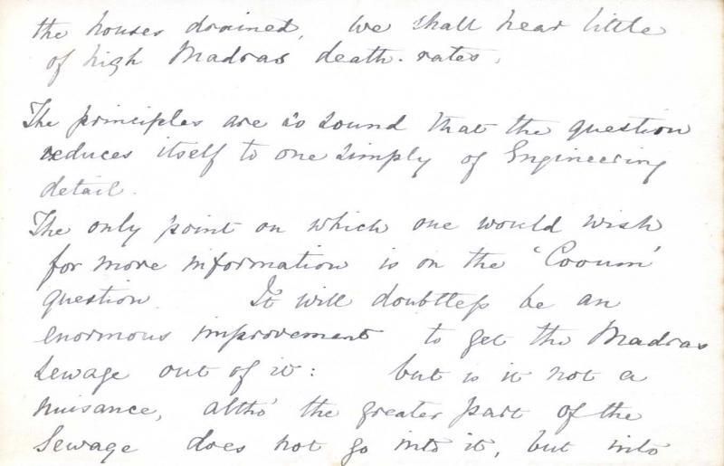 Letter to William Clark: 25 June 1875, page 2