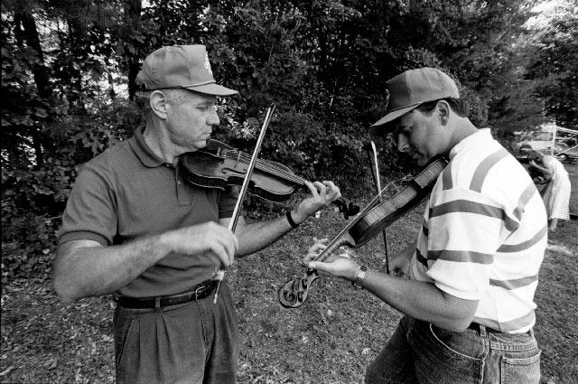 Mack Snoderly and Tom Brantley, 1989