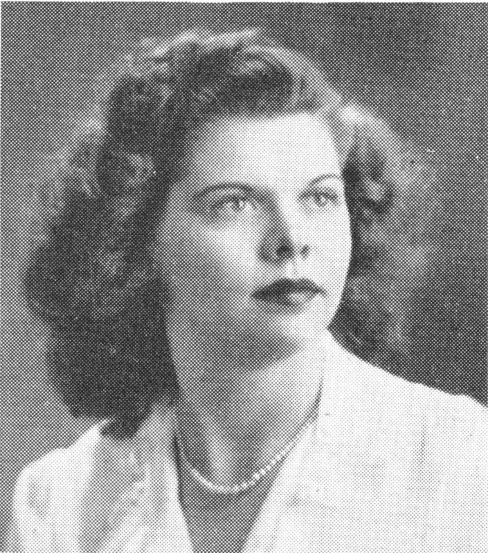 Photograph of Hazel Katherine Hill