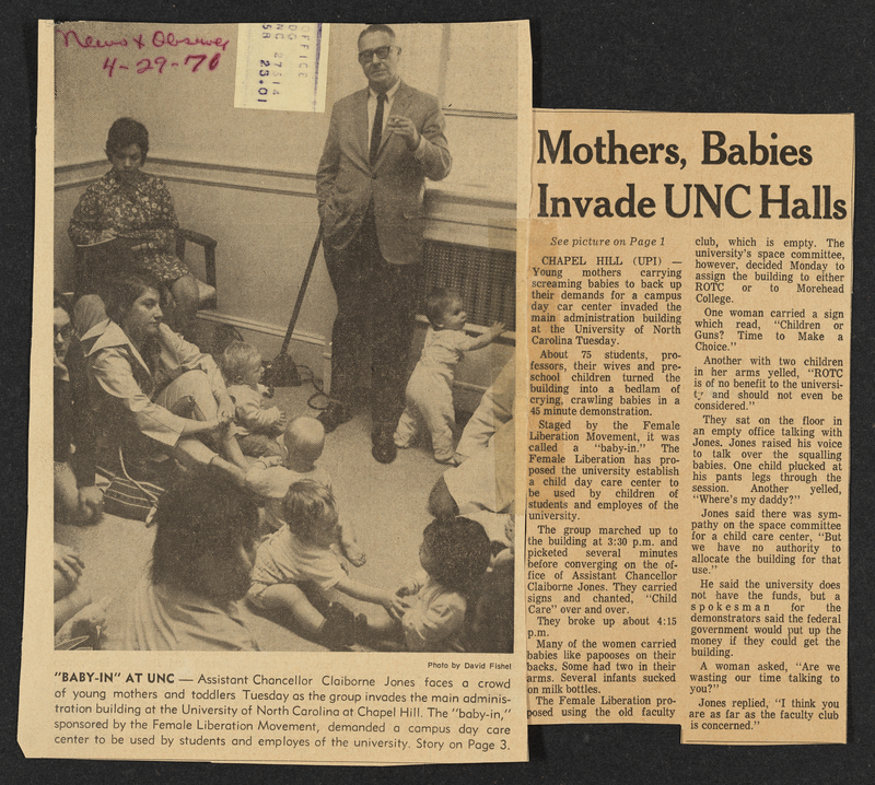Baby-In Clipping 1970