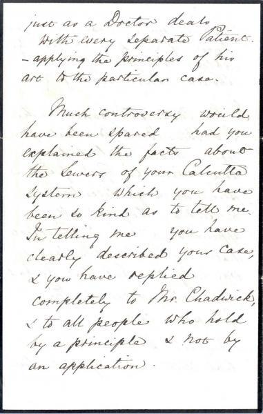 Letter to William Clark: 5 October 1872, page 4