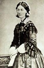 Photograph of Florence Nightingale