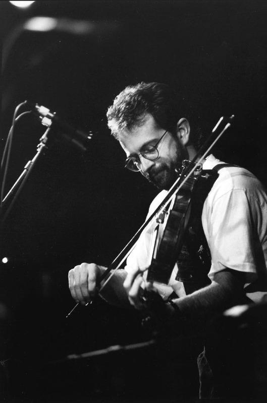 Glen Alexander, 1998