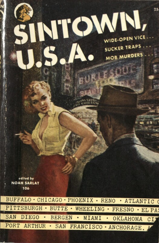 Sintown U.S.A. edited by Noah Sarlat