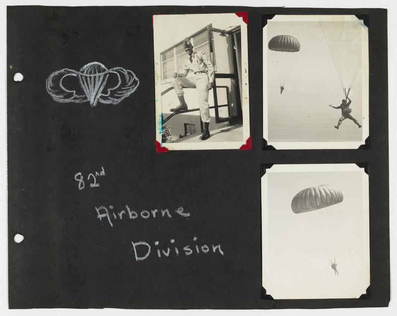 Albert Lockhart's photographic album